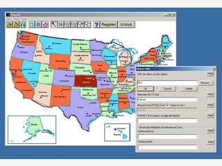 Mit MapEdit lassen sich ClientSide Imagemaps erstellen.