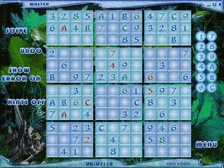 Sudoku Varianten mit Zahlen, Symbolen und größerem Spielfeld
