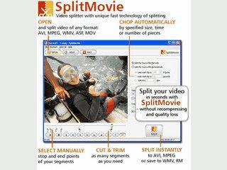 Tool zum Schneiden von Video-Dateien