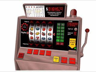 Gelungene Simulation von zwei amerikanischen Geldspielautomaten