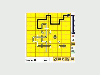 Ein Spieleklassiker als Umsetzung für PALM PDAs