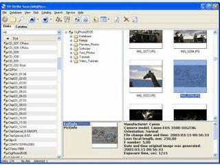 Software zu Verwaltung von CD- und DVD-Sammlungen.