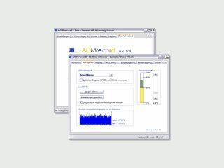 Aufnahme von Internetradio und über die Soundkarte wiedegegebene Audiodaten