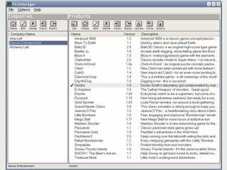 Editor zum Erstellen von PAD XML Dateien für Softwarebeschreibungen