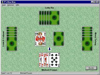 Bekanntes Kartenspiel in einer gut gemachten PC Umsetzung.