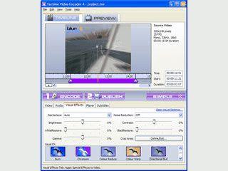 Konvertiert eine Video-Datei in einen selbstlaufenden Flash-Player