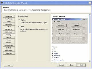 Vereinfacht die Erstellung von Hilfedateien für Ihre programmierten Anwendungen
