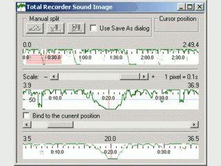 Ermöglicht die Aufnahme von Streaming Media Daten wie Real Audio.
