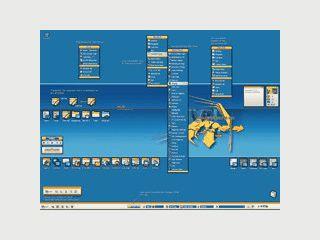 Ansprechender Ersatz für das Windows Startmenü mit erweiterten Funktionen.