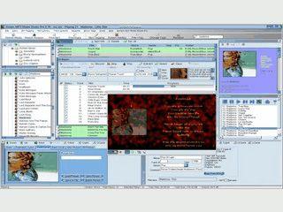 Verwaltung für MP3 Sammlungen mit zahlreichen Werkzeugen.