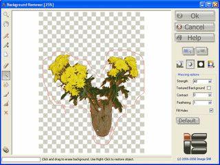 Plugin um Objekte auf Bildern frei zu stellen.