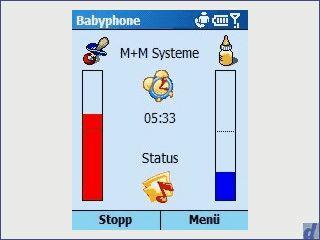 Ein Babyphone mit unbegrenzter Reichweite.