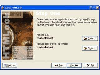 Tool zum Erstellen Passwortgeschützter Webseiten. JAVA Script-basierend.