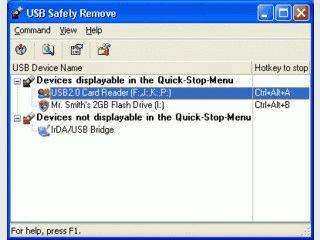 Ersatz für die Windows Funktion zum sicheren Entfernen von Hardware