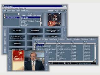 Konvertierung von Audio CDs und WAV Dateien in das MP3 Format.