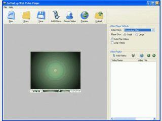 Videos in einen Flash-Player konvertieren und veröffentlichen.