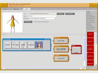 Webanimationen aus 3D Objekten für Weiterverarbeitung oder als JavaScript