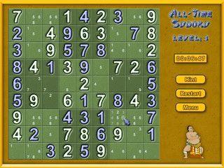 Sudoku-Variante die mit Zahlen, Spielkarten und Symbolen gespielt werden kann.