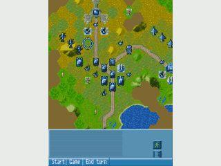Rundenbasiertes Strategiespiel für Windows und Windows Mobile.