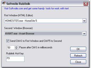 Wechsel zwischen zwei definierten Anwendungen per F9-Funktionstaste