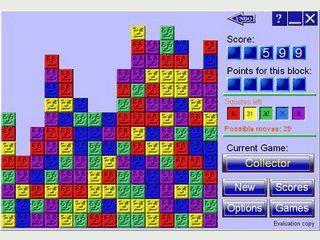 Sehr einfaches Spiel gegen die Langeweile