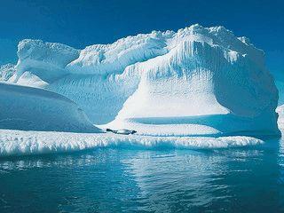 Slideshow Bildschirmschoner mit Bildern vom Nordpol.