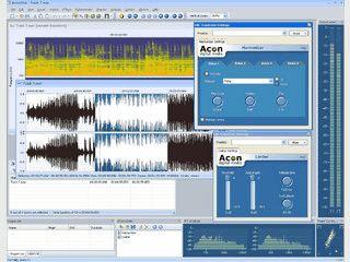 Leistungsfähiger und benutzerfreundlicher Audioeditor