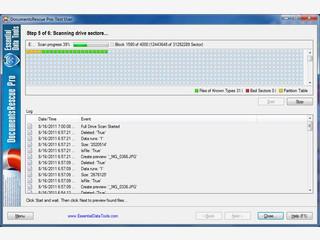 Wiederherstellung von versehentlich gelöschten MS Office Dateien.