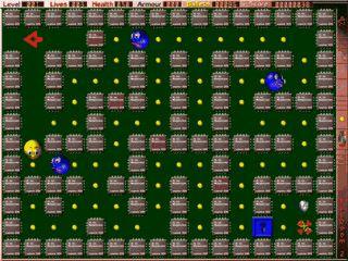Fortsetzung eines recht guten PacMan Clones.