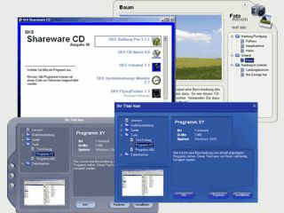 Autostart CD-Menüs und mehr erstellen.