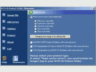 Schützt CDs gegen das illegale Kopieren.