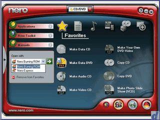 Umfangreiche Multimedia-Suite für alle digitalen Medien.