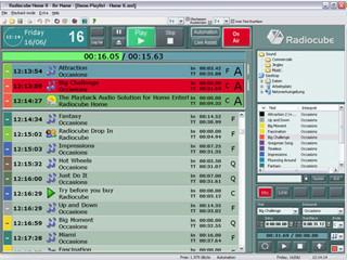 Mischen und spielen Sie zu Hause Ihre Musik wie die Radioprofis im Studio.