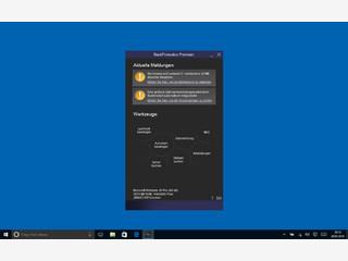 BackProtection optimiert die Leistung Ihres PCs und erhöht die Datensicherheit.