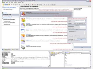 Schnittstellenmonitor zur Analyse des RS232 Protokoll.