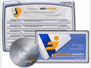 Mit diesem Tool können Sie neue Oberflächen für MSI Install Pakete erstellen.