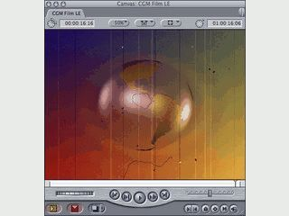 Filter für Final Cut Pro/Express der altes beschädigtes Filmmateriel simuliert.