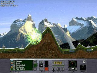 Klassisches Panzerspiel für Pocket PC