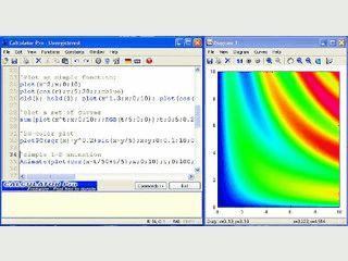 Rechner für die Berechnung von umfangreichen mathematischen Ausdrücken.