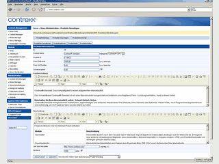 Content Management System. Für private Nutzung als OpenSource verfügbar.