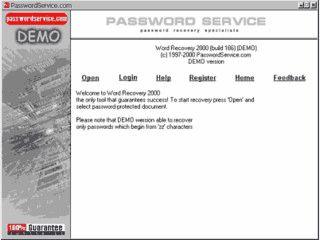 All in one Tool zur Passwort wiederherstellung in Microsoft Anwendungen.