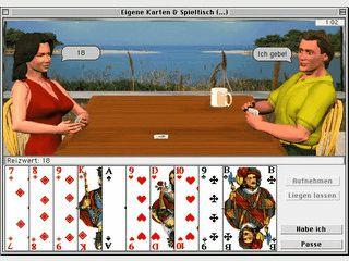 Das bekannte Kartenspiel Doppelkopf für Mac OS
