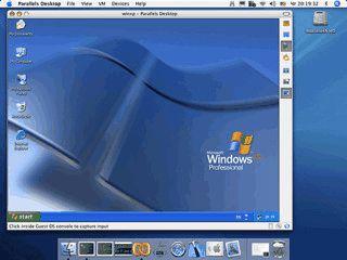 Windows und andere Betriebssysteme als virtuelle Systeme auf dem Mac.