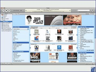 Multimediasoftware zum Abspielen von Audio, Video, Podcasts, Internetradio usw.