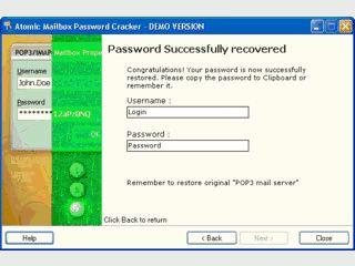 Das Tool verspricht die Passwörter von allen Email-Clients in Klartext zu zeigen