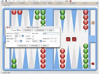 Spielstarkes Backgammon mit attraktiver Grafik. Computer BG World Champion 2003