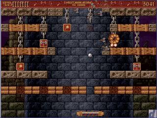 Bricks Clone in den Schlößern und Wäldern von Camelot.