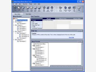 Erstellen von Navigationsbäumen im Stile des Windows Explorers für Ihre Webseite