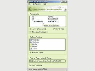 Outlook-Synchronisation übers Internet, ohne eigenen Server.