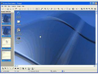 Tool zum Anfertigen von Screenshots mit allen üblichen Funktionen.